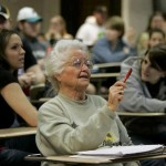 old student