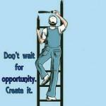 creat opertunity