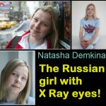 X ray eyes