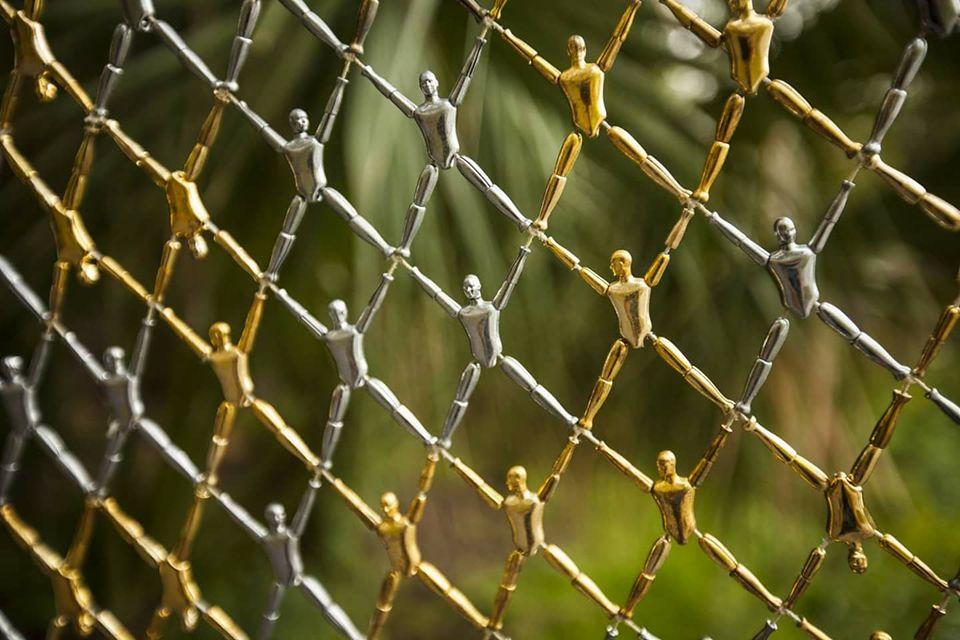 human-fence